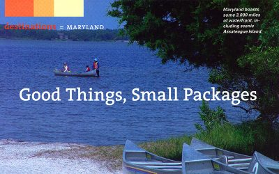 Good Things, Small Packages
