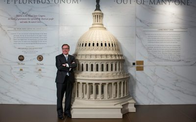 First Person: Stephen T. Ayers, Architect of the Capitol